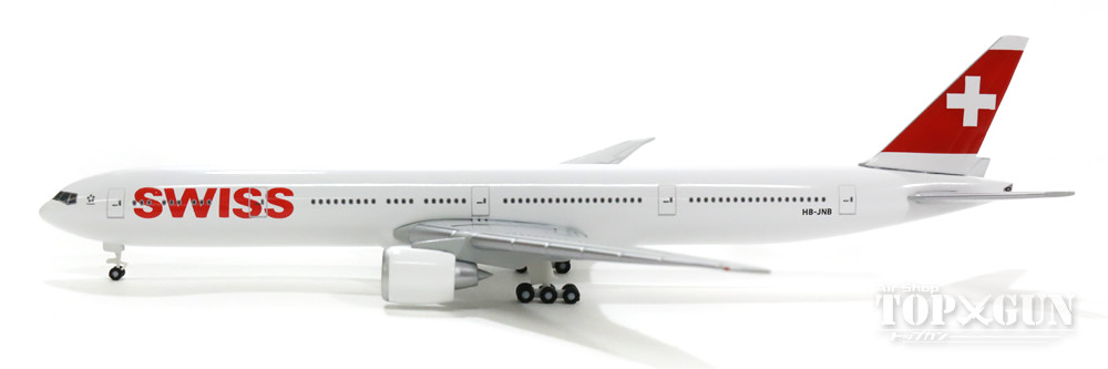 529136 Herpa Wings 1:500 Swiss 777-300ER HB-JNB